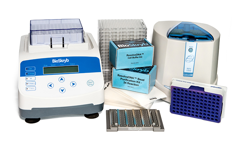 ResolveDNA™ starter pack has everything you need to elevate your whole genome amplification results